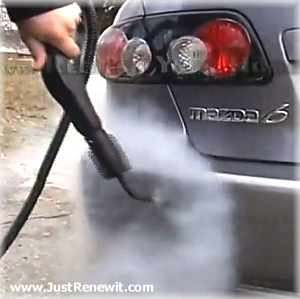 Dry Car Wash Machines Steam Cleaner For Carwash No Water
